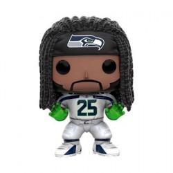 Figurine Pop! Football NFL Wave 3 Seattle Seahawks Richard Sherman Funko Boutique en Ligne Suisse