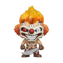 Figur Pop! Games Twisted Metal Sweet Tooth (Vaulted) Funko Online Shop Switzerland