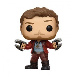 Pop! Marvel Guardians of the Galaxy 2 Star-Lord