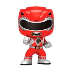 Figur Pop! TV Power Rangers Red Ranger (Vaulted) Funko Online Shop Switzerland