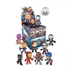 Funko Mystery Minis Marvel Captain America Civil War