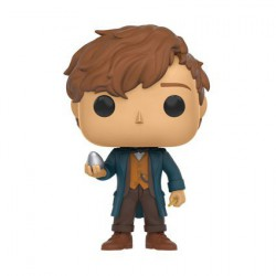 Figur Pop! Fantastic Beasts Newt Scamander with Egg (Rare) Funko Online Shop Switzerland