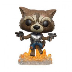 Pop! Marvel Guardians of The Galaxy 2 Rocket Raccoon (Rare)