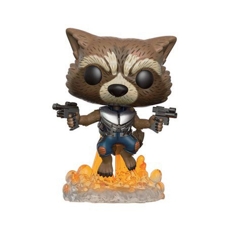 Figur Pop! Marvel Guardians of The Galaxy 2 Rocket Raccoon (Rare) Funko Online Shop Switzerland