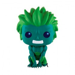 Pop! Games Street Fighter Blanka Green Version Limited Edition