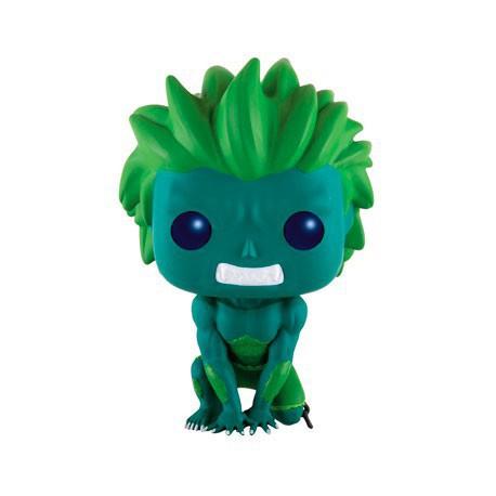 Figur Pop! Games Street Fighter Blanka Green Version Limited Edition Funko Online Shop Switzerland