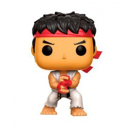Figur Pop! Games Street Fighter Special Attack Ryu Limited Edition Funko Online Shop Switzerland
