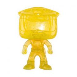 Figurine Pop! TV Power Rangers Yellow Ranger Morphing Edition Limitée Funko Boutique en Ligne Suisse