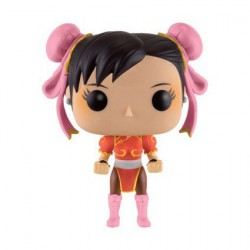Figur Pop! Games Street Fighter Chun-Li Red Outfit Limited Edition Funko Online Shop Switzerland