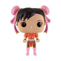 Figur Pop! Games Street Fighter Chun-Li Red Outfit (Rare) Funko Online Shop Switzerland