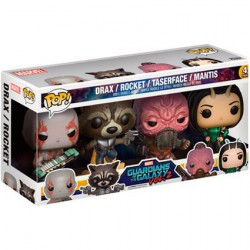 Pop! Marvel Guardians of the Galaxy 2 4-Pack 1