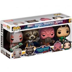 Figurine Pop! Marvel Les Gardiens de la Galaxie 2 4-Pack 1 Funko Boutique en Ligne Suisse