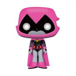 Figurine Pop! DC Teen Titans Go Raven Pink Limited Edition Funko Boutique en Ligne Suisse