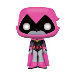 Pop! DC Teen Titans Go Raven Pink Limited Edition