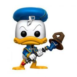 Figurine Pop! Disney Kingdom Hearts Donald (Rare) Funko Boutique en Ligne Suisse