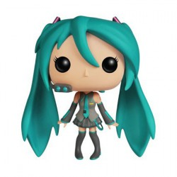 Figur Pop! Anime Vocaloid Hatsune Miku (Vaulted) Funko Online Shop Switzerland