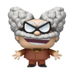 Figurine Pop! Captain Underpants Professor Poopypants Funko Boutique en Ligne Suisse