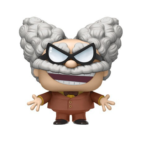 Figur Pop! Captain Underpants Professor Poopypants Funko Online Shop Switzerland