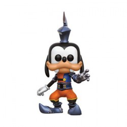Figurine Pop! Disney Kingdom Hearts Goofy Armoured Edition Limitée Funko Boutique en Ligne Suisse