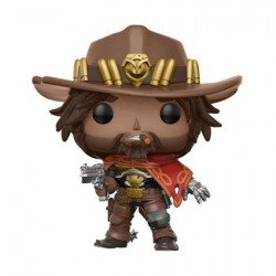 Figur Pop! Games Overwatch McCree (Rare) Funko Online Shop Switzerland