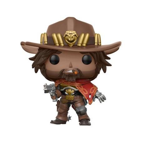 Figur Pop! Games Overwatch McCree (Rare) Funko Online Shop Switzerland
