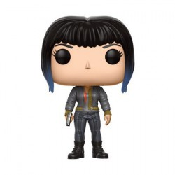 Pop! Ghost in The Shell Major in Bomber Jacket (Rare)