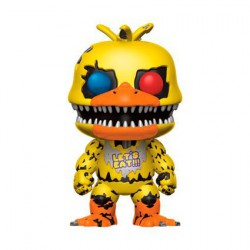 Pop! Games Five Nights at Freddy's Nightmare Chica