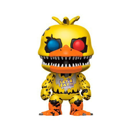 Figur Pop! Games Five Nights at Freddy's Nightmare Chica Funko Online Shop Switzerland