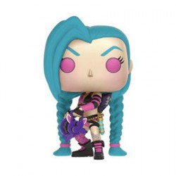 Figur Pop! Games League of Legends Jinx (Vaulted) Funko Online Shop Switzerland