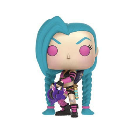 Figur Pop! Games League of Legends Jinx Funko Online Shop Switzerland