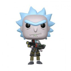 Pop! Rick and Morty Weaponized Rick