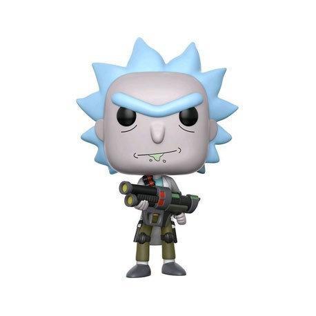 Figur Pop! Rick and Morty Weaponized Rick Funko Online Shop Switzerland