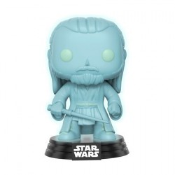 Figur Pop! Star Wars Glow in the Dark Qui Gon Jinn Holographic Galactic Convention 2017 Funko Online Shop Switzerland