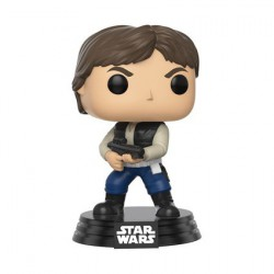 Pop! Star Wars Han Solo Action Pose Galactic Convention 2017