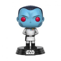 Pop! Star Wars Rebels Grand Admiral Thrawn Galactic Convention 2017