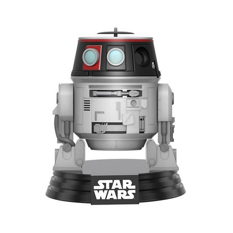 Figur Pop! Star Wars Rebels Chopper Imperial Disguise Galactic Convention 2017 Funko Online Shop Switzerland