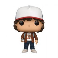 Figurine Pop! TV Stranger Things Dustin Variant Limited Edition Funko Boutique en Ligne Suisse