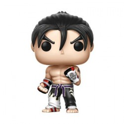 Pop! Tekken Jin Kazama B&W Limited Edition