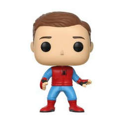 Pop! Marvel Spider-Man Homemade Suit Unmasked Limited Edition