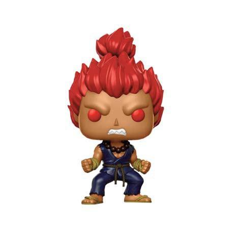 Figur Pop! Games Street Fighter Akuma Limited Edition Funko Online Shop Switzerland