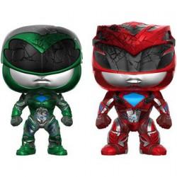 Figurine Pop! Movie Power Rangers Rita et Zordon 2-pack Edition Limitée Funko Boutique en Ligne Suisse