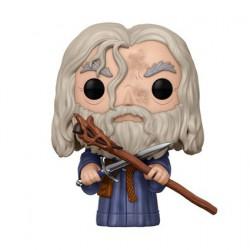 Figurine Pop! Le Seigneur des Anneaux Gandalf (Rare) Funko Boutique en Ligne Suisse