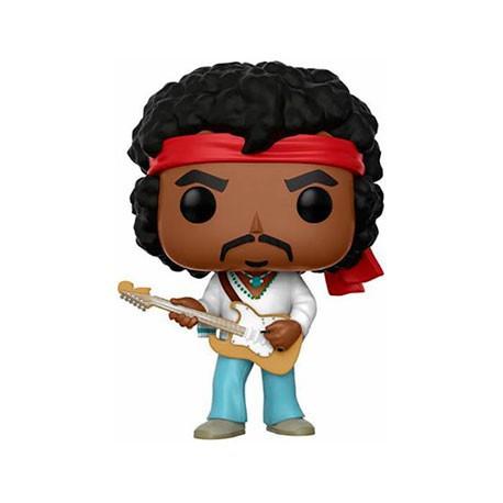 60184c384b29 Figur Pop! Rock Jimi Hendrix Woodstock Funko Switzerland Online Shop