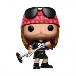 Pop! Rock Guns N Roses Axl Rose (Rare)