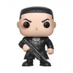 Pop! Marvel Daredevil TV Show Punisher (Rare)