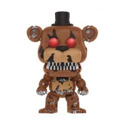 Figurine Pop! Games FNAF Nightmare Freddy (Rare) Funko Boutique en Ligne Suisse