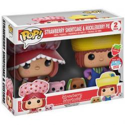 Figur Pop! NYCC 2016 Strawberry Shortcake & Huckleberry Pie 2 Pack Limited Edition Funko Online Shop Switzerland