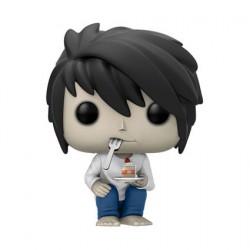 Figur Pop! Animation Death Note L with Cake Limited Edition Funko Online Shop Switzerland