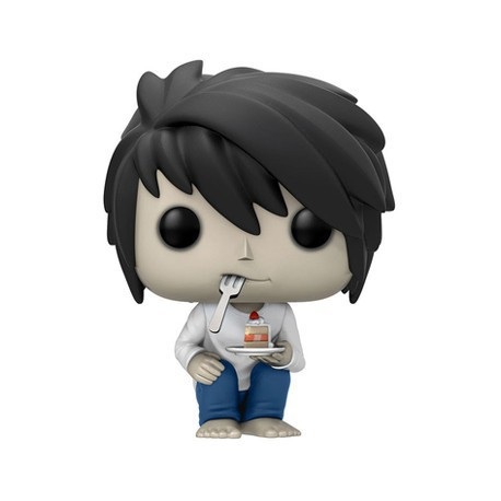 Figur Pop! Animation Death Note L with Cake Limited Edition Funko Online Shop Switzerland