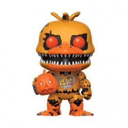 Pop! Games Five Nights at Freddy's Jack-O-Chica Limited Edition